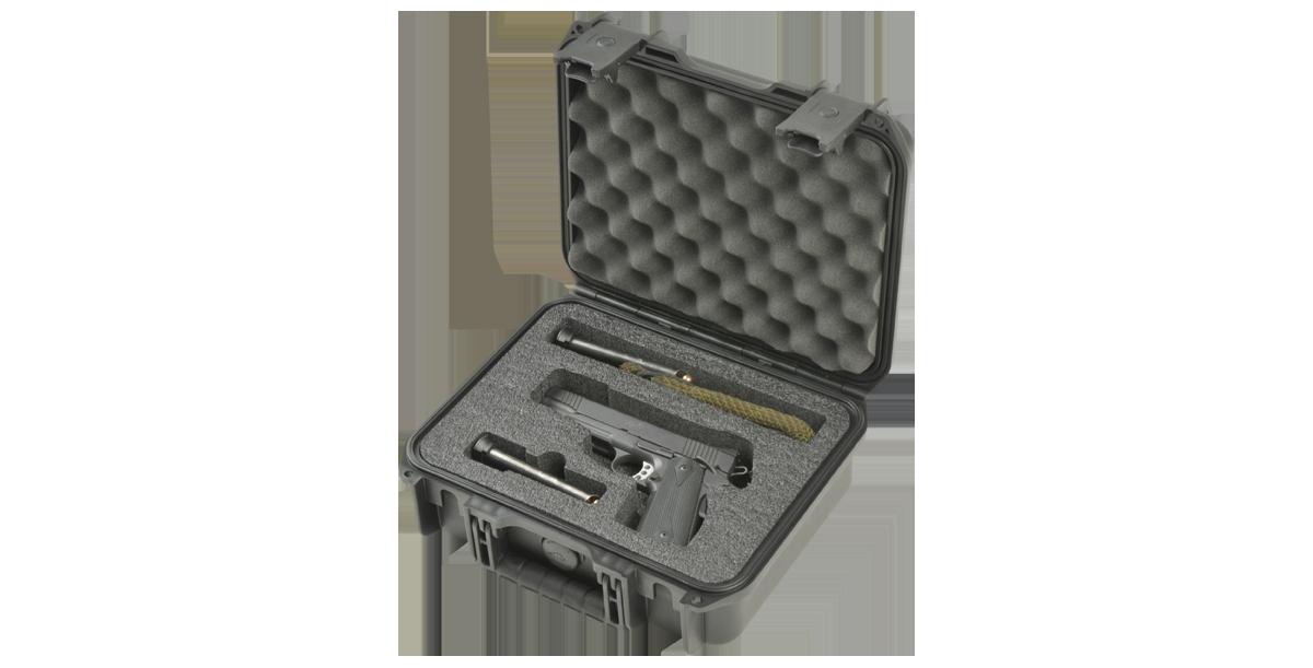 iSeries 1209 Custom Single Pistol Case