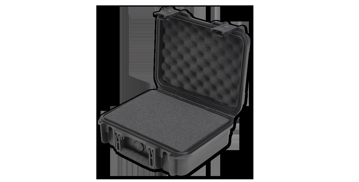 iSeries 1209-4 Waterproof Utility Case