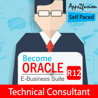 Become Oracle EBS R12 Technical Consultant