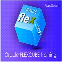 Oracle FLEXCUBE Training - 3 Days
