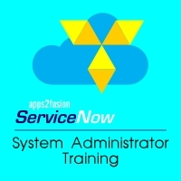 ServiceNow System Administration Training - 4 Days