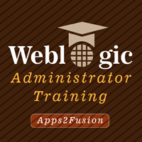 Oracle Weblogic Administrator Training
