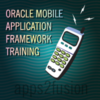 Oracle Mobile Application Framework ( MAF )- 4 Days