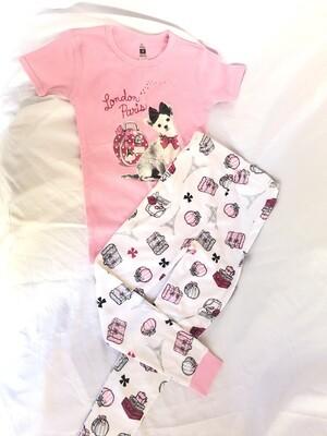 Pijama 2 pz, 5T