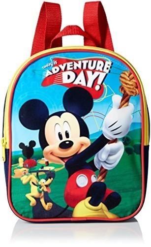 Mochila Pequeña Mickey Mouse