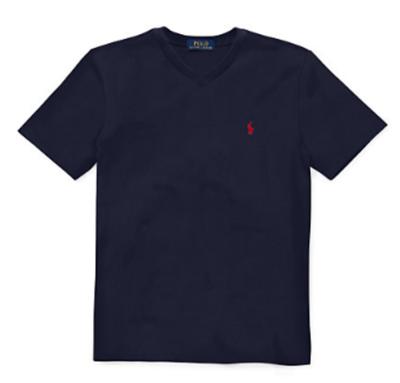 Camisa cuello V 6 años