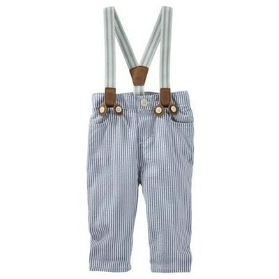 Pantalón con tirantes, 18 meses