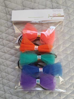 Set de headbands, 5 pz