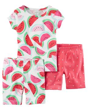 Pijama set 3 pz, 4 años