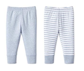 Set 2 pantalones, 6 meses