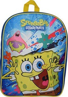 Mochila Bob Sponge