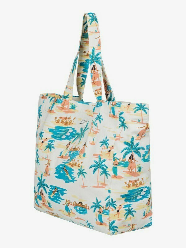 Roxy Anti Bad Vibes Tote Bag