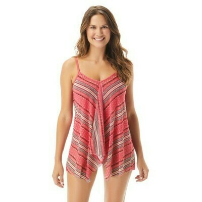 Beach House Calista Mesh Layer One Piece