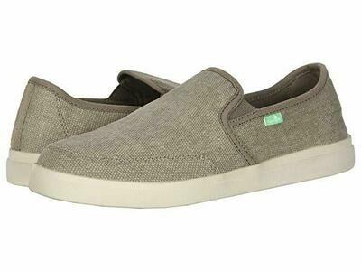 Sanuk Mens Vagabond Slip On Sneaker