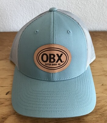 OBX Mesh Back Low Profile With OBX Patch Hat - more colors!