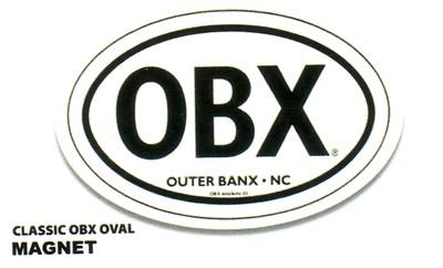 OBX Magnet (Large)