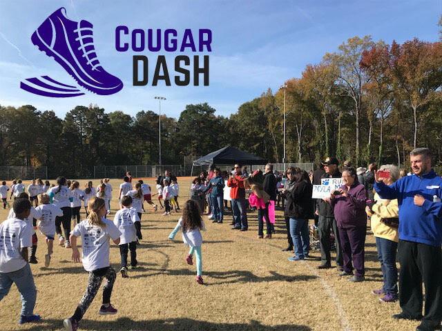 Cougar Dash Donation