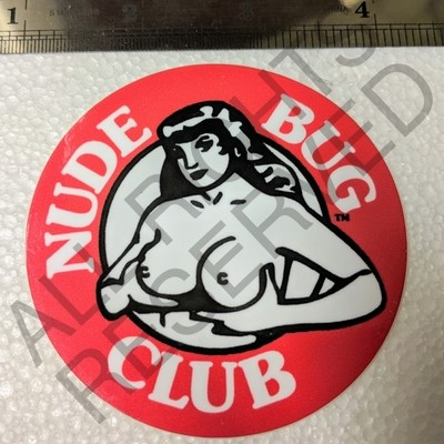 NUDE BUG CLUB