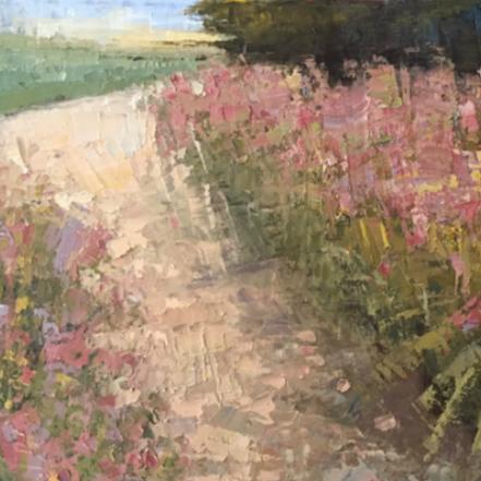Palette Knife – Minimalist Landscape Workshop