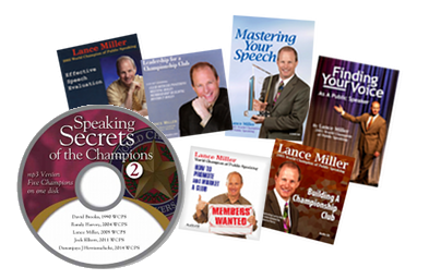 Club Special Package AND Speaking Secrets Combo! 50025