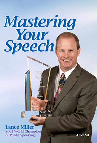 Mastering Your Speech 60022