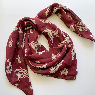 Cinnamon Ladies Fashion Scarf Wild Rag