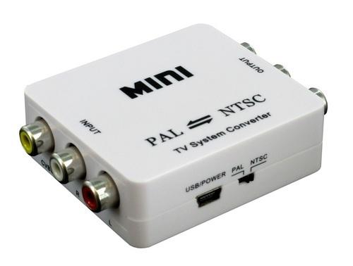 Конвертер видеосигнала PAL <-> NTSC MDA-PAL-NTSC