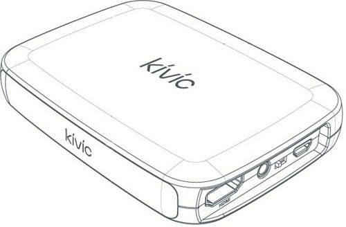 Медиашлюз Kivic ONE 1.0 MDA-K1.0
