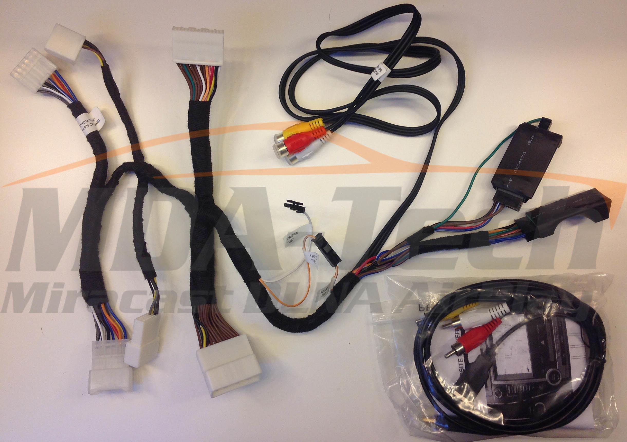 Спецкабель +Кабель конвертер RCA-HDMI