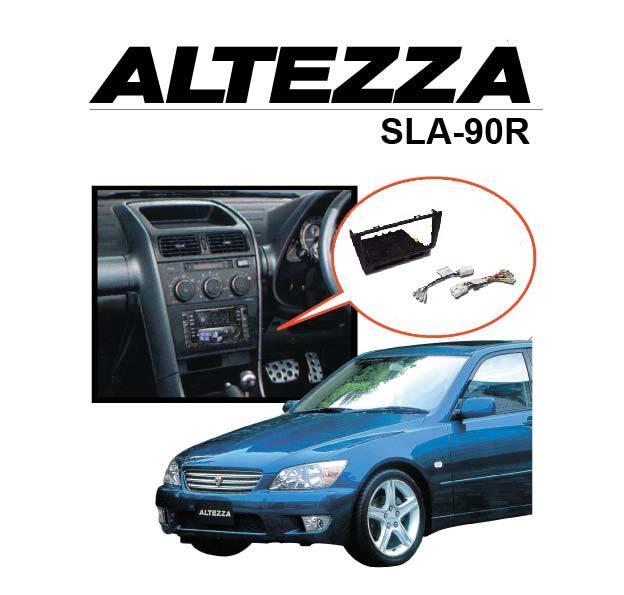 2DIN Toyota Altezza & Lexus IS200/IS300