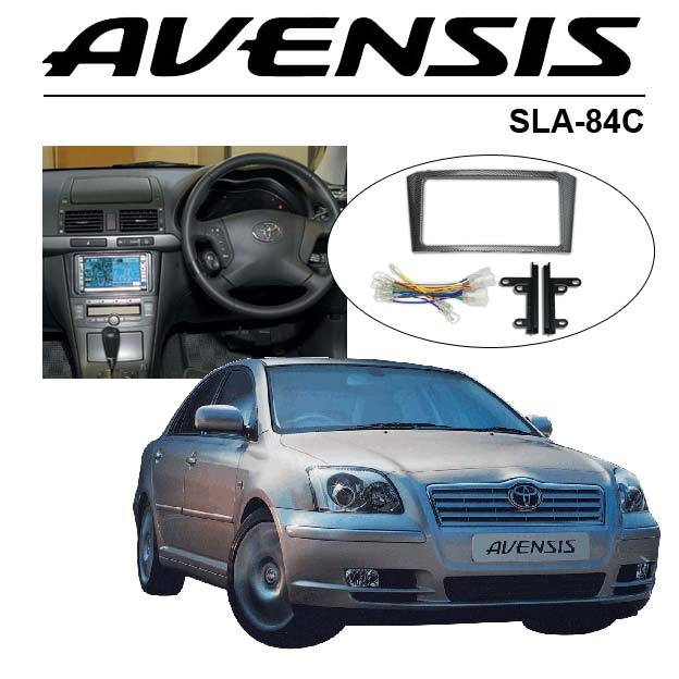 2DIN Toyota Avensis