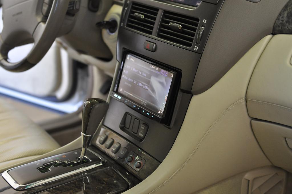 Адаптер + 2DIN Lexus LS430 (2001-2003)