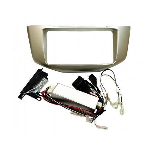 Адаптер + 2DIN Lexus RX330 & RX350 & RX400h (2004-2009) RX-82