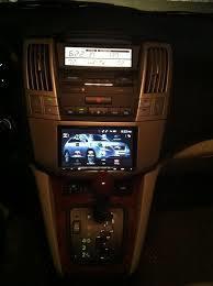 2DIN + Адептер Lexus RX 330 & 350 & 400h (2003-2009)