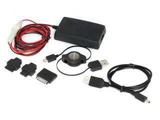 Адаптер питания USB + комплект насадок MDA-UCH3