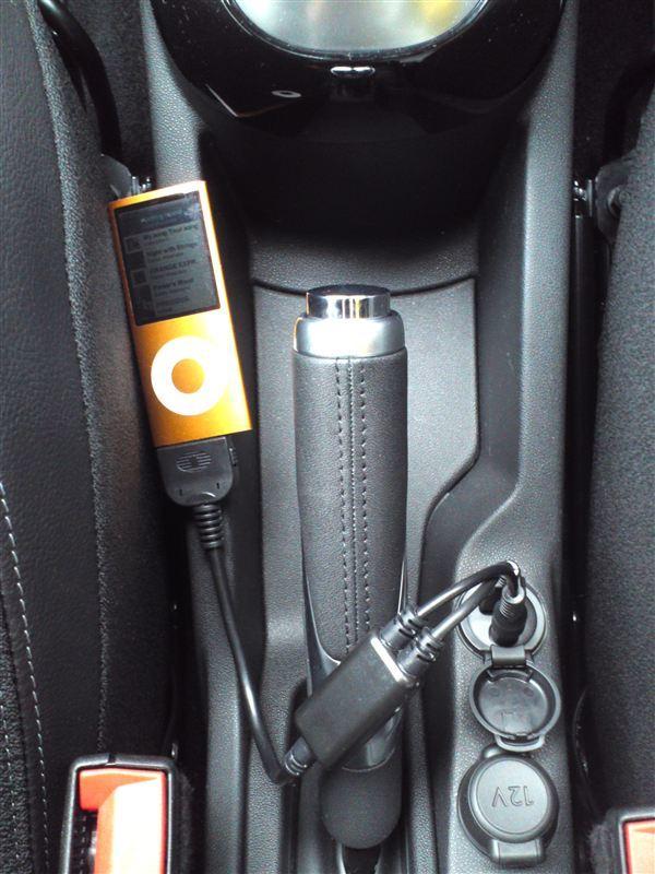 Автомобильный кабель USB+AUX