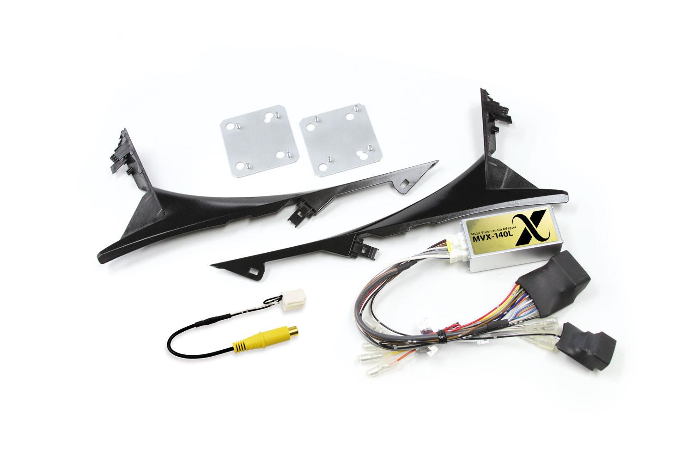 MDA-MVX-140L Адаптер подключения 2DIN + рамка Lexus IS 2006-2009 MDA-MVX-140L