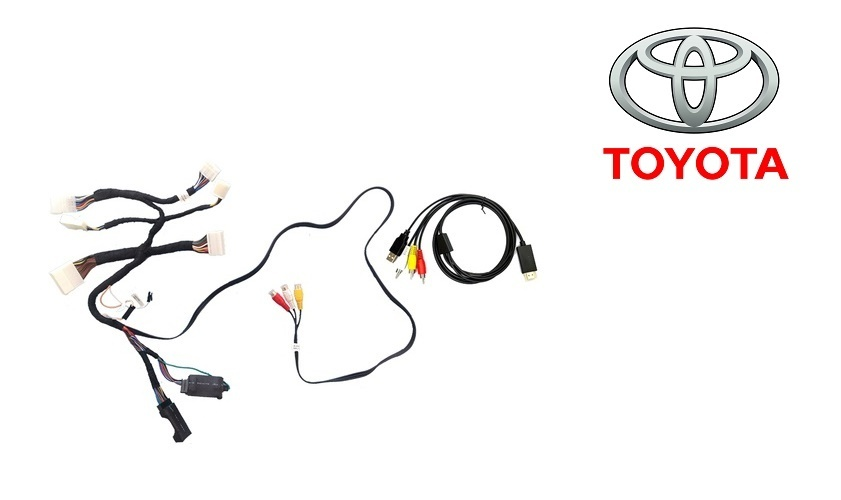 MDA-AVITY Кабель активации AV + разблокировка DVD + HDMI Toyota 2012-2016 MDA-AVITY