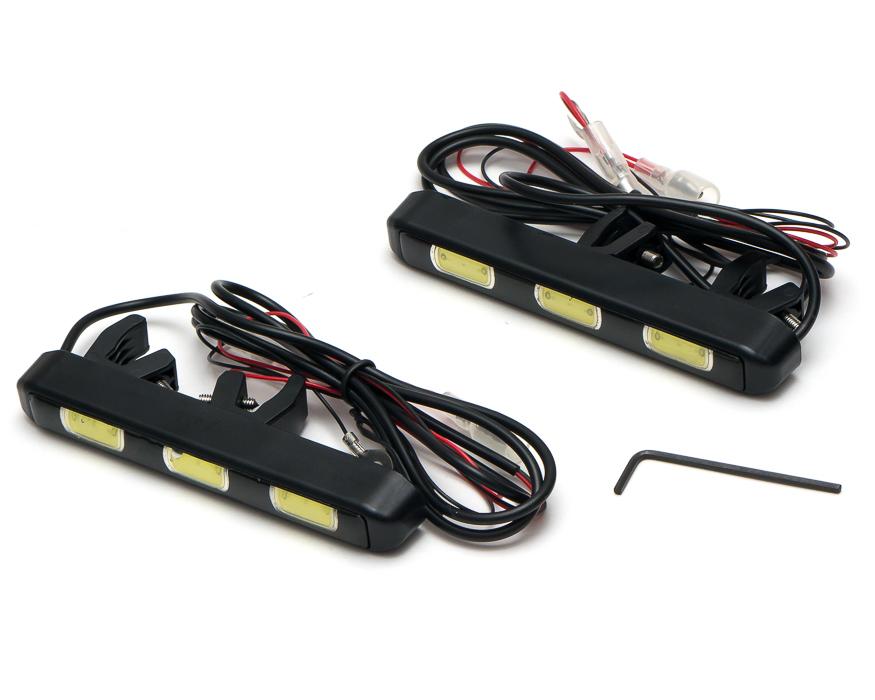 Светодиодные ходовые огни MDA-DRLB2