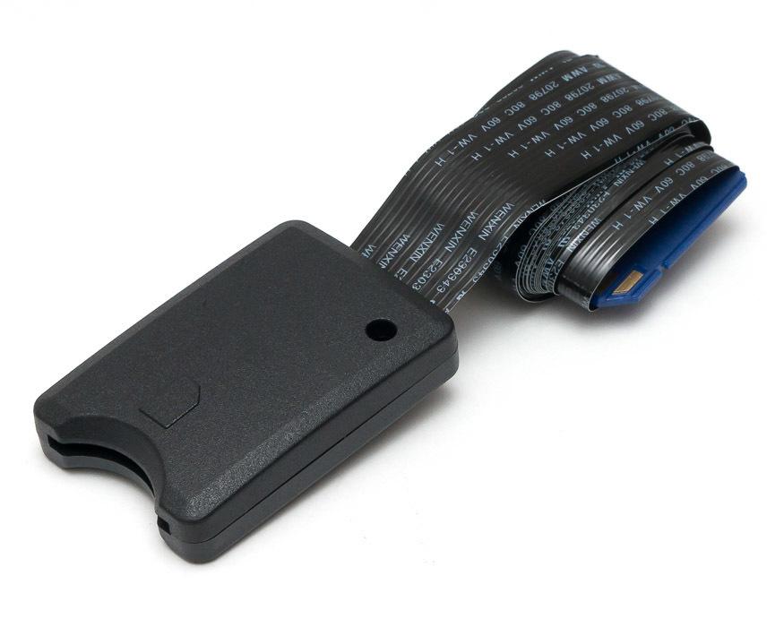 Удлинительный шлейф SD & SDHC карт MDA-SD5