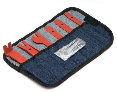 Набор инструментов для снятия обшивки (12 предметов)