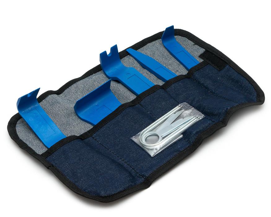 Набор инструментов для снятия обшивки (11 предметов) MDA-TOOL3