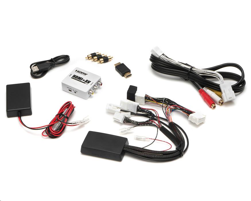 Установочный комплект подключения смартфона - Lexus 2013-2019 MDA-IF-04EP