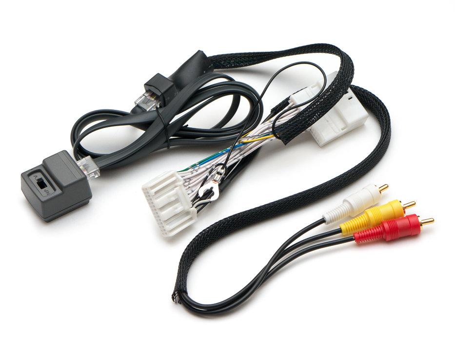 MDA-AVC66EP Разблокировка DVD в движении + активация AV Toyota 2014-2018 MDA-AVC66EP