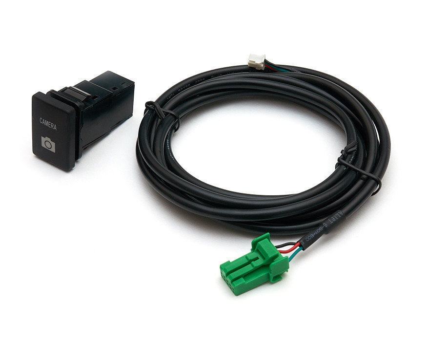 Toyota Front View Camera Switch