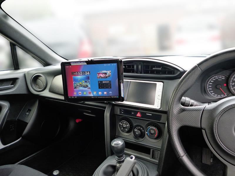 Крепление для держателя телефона Toyota GT 86 & Subaru BRZ