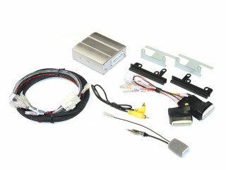 2DIN адаптер Toyota Vellfire & Alphard 20 series 2008-2011