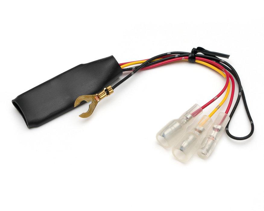 Адаптер питания мультимедиа для авто с кнопкой START / STOP MDA-FDX-01