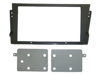 2-DIN Fascia Panel & Brackets to suit Honda Inspire & Saber HSA-09FB