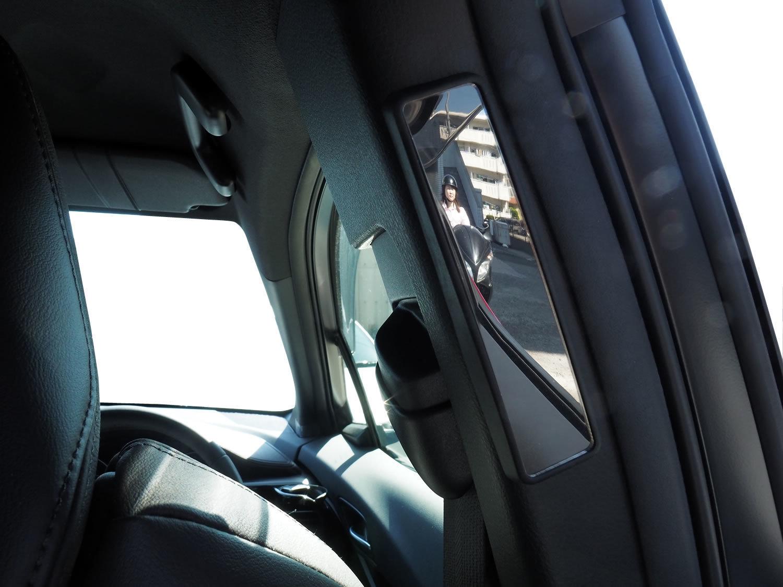Зеркала заднего вида для пассажирских стоек Toyota C-HR